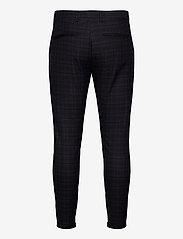 Gabba - Pisa Redue Pant - chinos - grey check - 1
