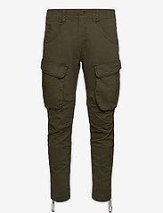 Gabba - Rufo Cargo Pants - cargobukser - grape leaf army - 0
