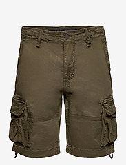 Gabba - Rufo Cargo Shorts - cargo shorts - army - 0