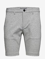 Gabba - Jason Chino Jersey Shorts - casual shorts - lt. grey - 0