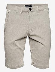 Gabba - Jason K3280 Dale Shorts - chinos shorts - pelican - 0