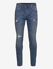 Gabba - Rey K3518 Lt. Jeans - slim jeans - rs1332 - 0