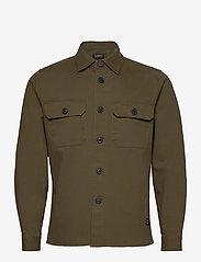 Gabba - Topper LS Shirt - overdele - army - 0