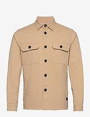Topper LS Shirt - HUMUS
