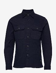 Gabba - Topper LS Shirt - overdele - navy - 0