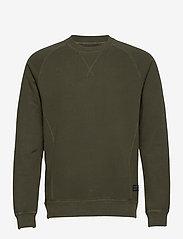 Gabba - Nine Crew Neck Sweat - basic sweatshirts - rosin - 0