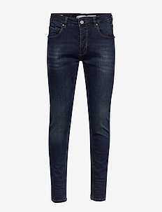 Rey K3606 Mid Blue Jeans - slim jeans - rs1293