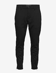 Pisa Jersey Pant - chinos - black