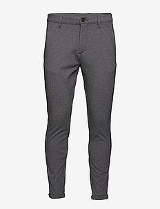 Pisa Jersey Pant - chinos - lt grey mel