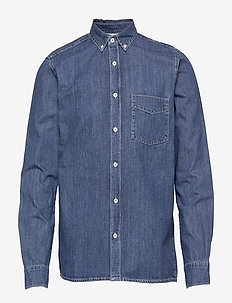 Ranger Denim Shirt - DENIM BLUE