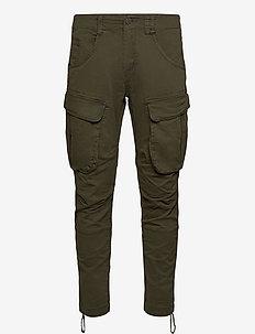 Rufo Cargo Pants - cargobukser - grape leaf army