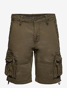 Rufo Cargo Shorts - cargo shorts - army