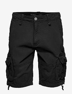 Rufo Cargo Shorts - cargo shorts - black