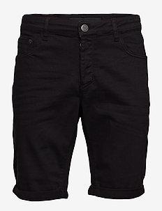 Jason K2666 Shorts - denim shorts - black