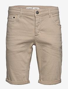 Jason K2666 Shorts - farkkushortsit - lt. sand
