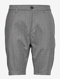 Jason Chino Cross Shorts - casual shorts - lt. grey