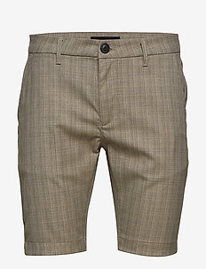 Jason Chino Cross Shorts - LT. SAND