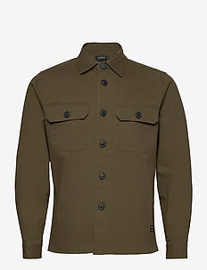 Topper LS Shirt - overdele - army