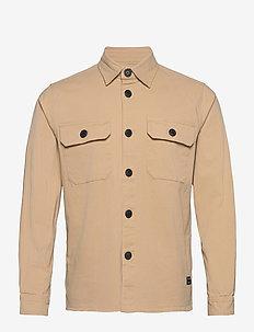 Topper LS Shirt - overdele - humus
