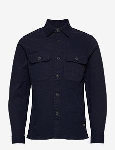 Topper LS Shirt - overdele - navy