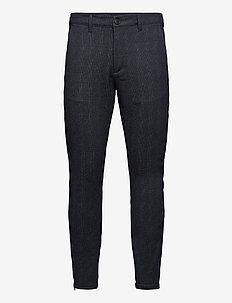 Pisa KD3920 Quad Pant - casual - blue check