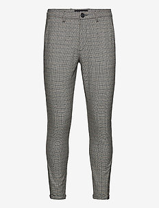 Pisa Day Pant - casual - beige check