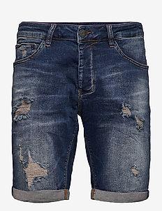 Jason Shorts K3606 - denim shorts - rs1407