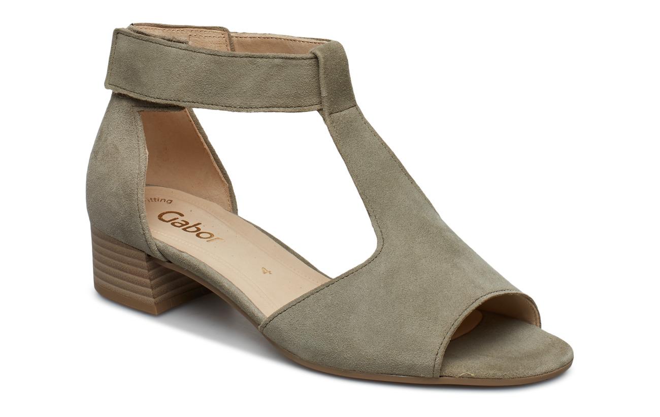Gabor Sling Sandals - GREEN