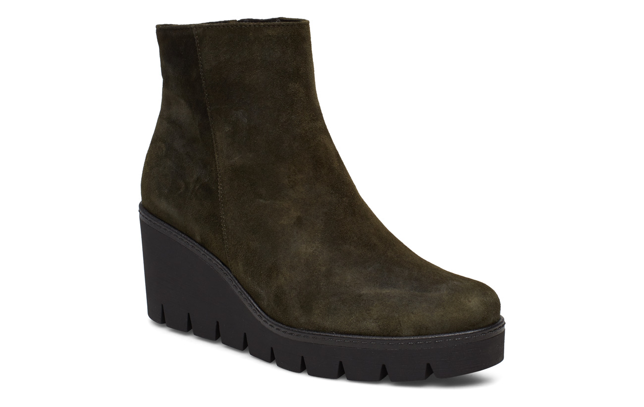 Gabor Ankle boots - GREEN