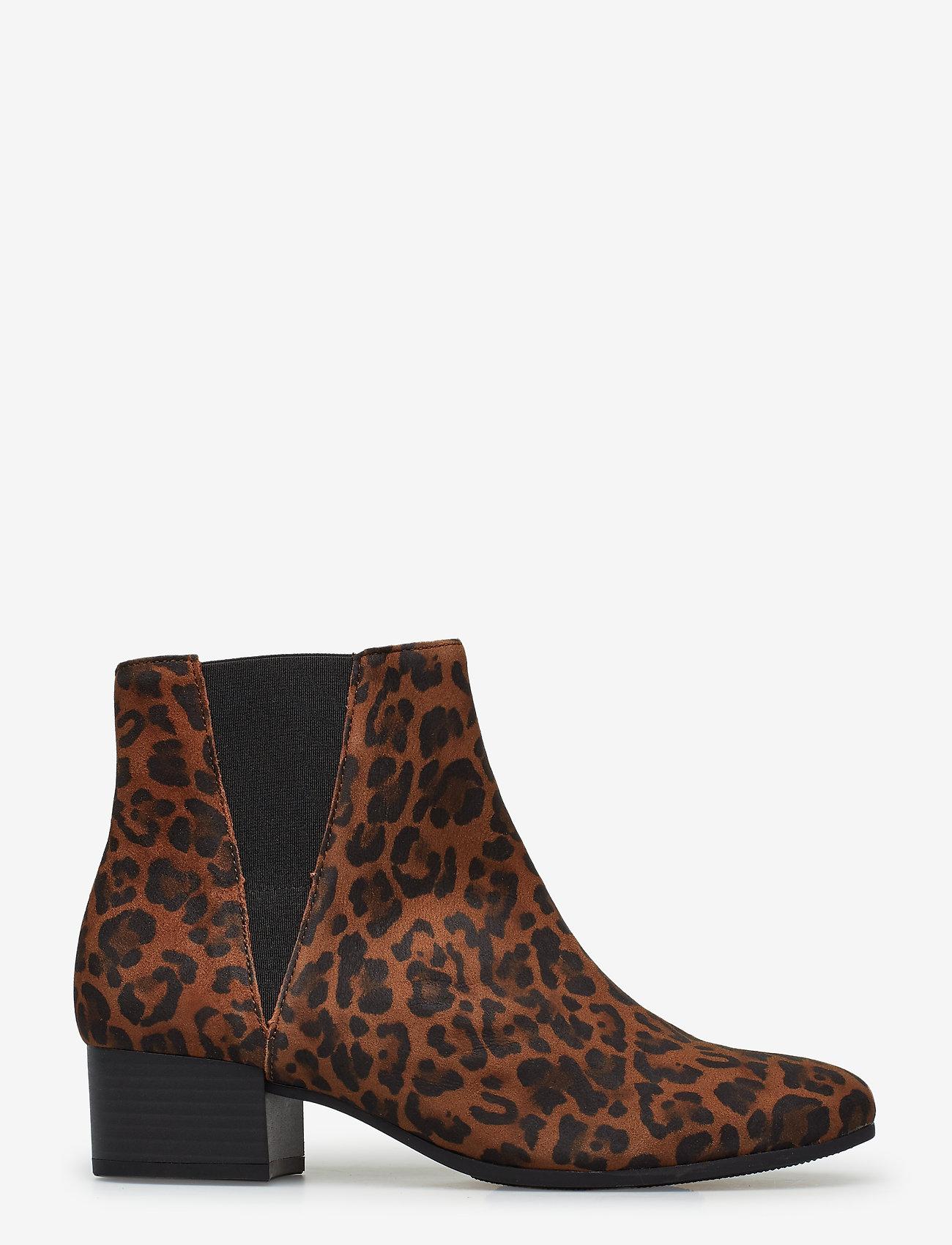 Gabor - Ankle boots - talon haut - brown - 1