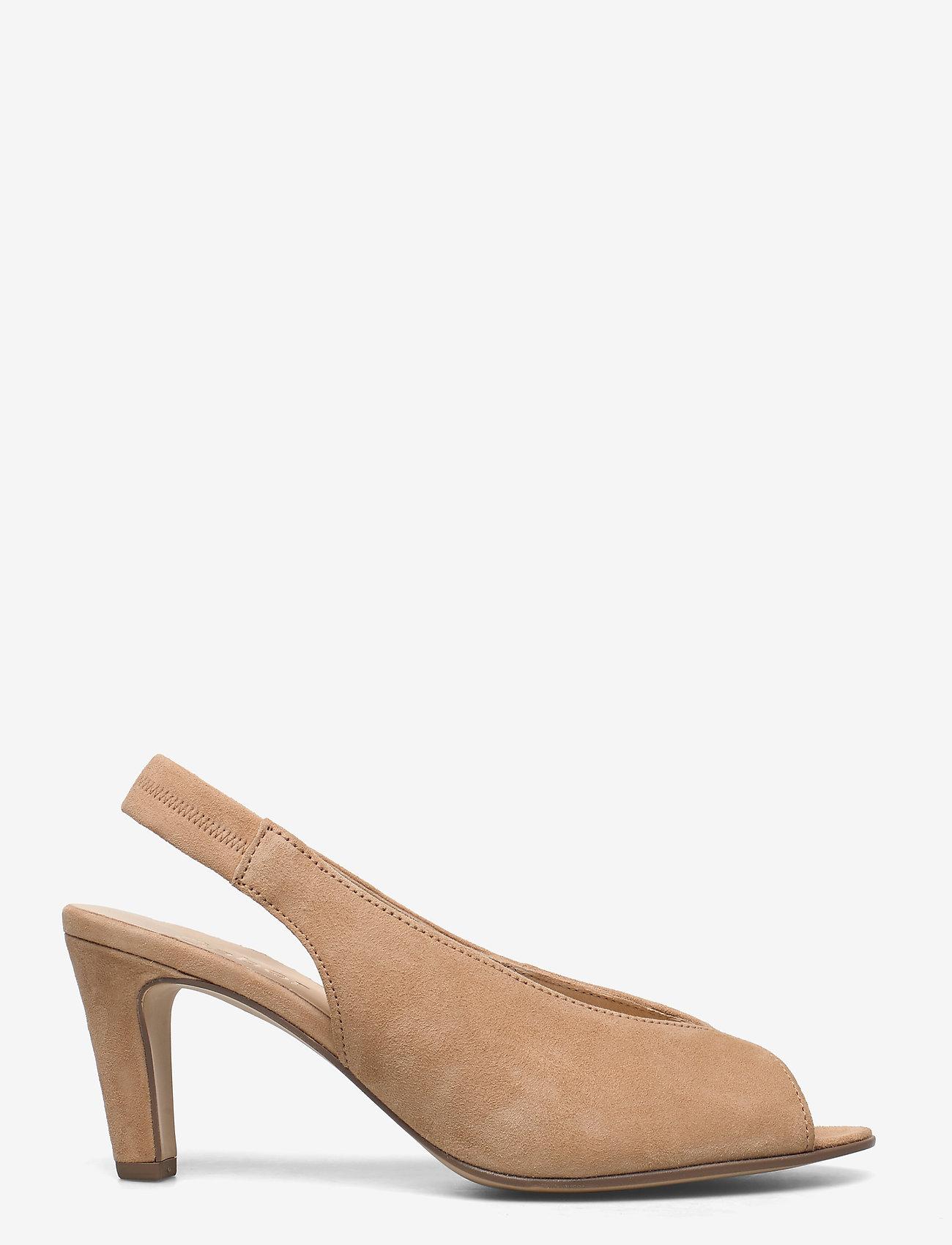 Gabor - sandals - peeptoes - beige - 1