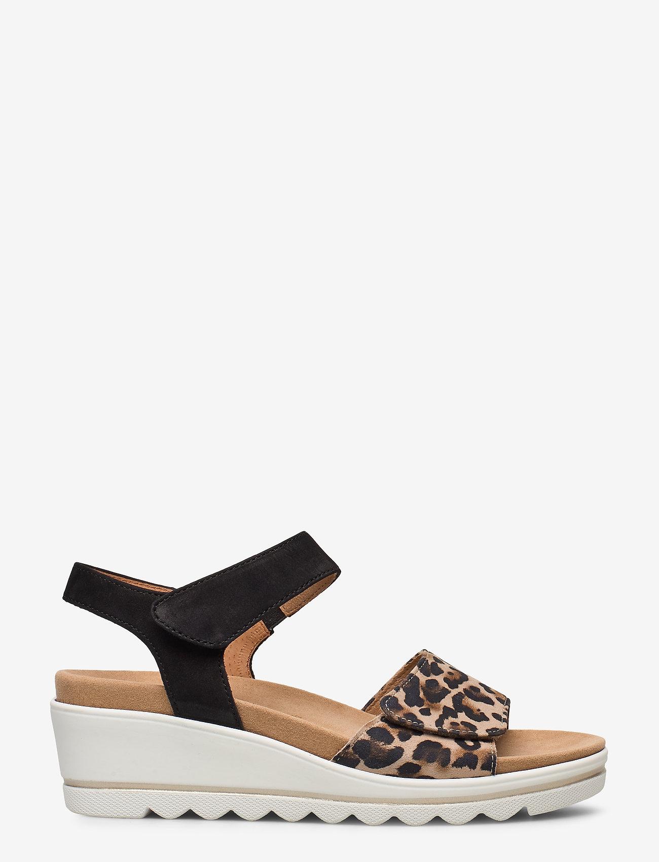 Sandals (Beige) (55 €) - Gabor