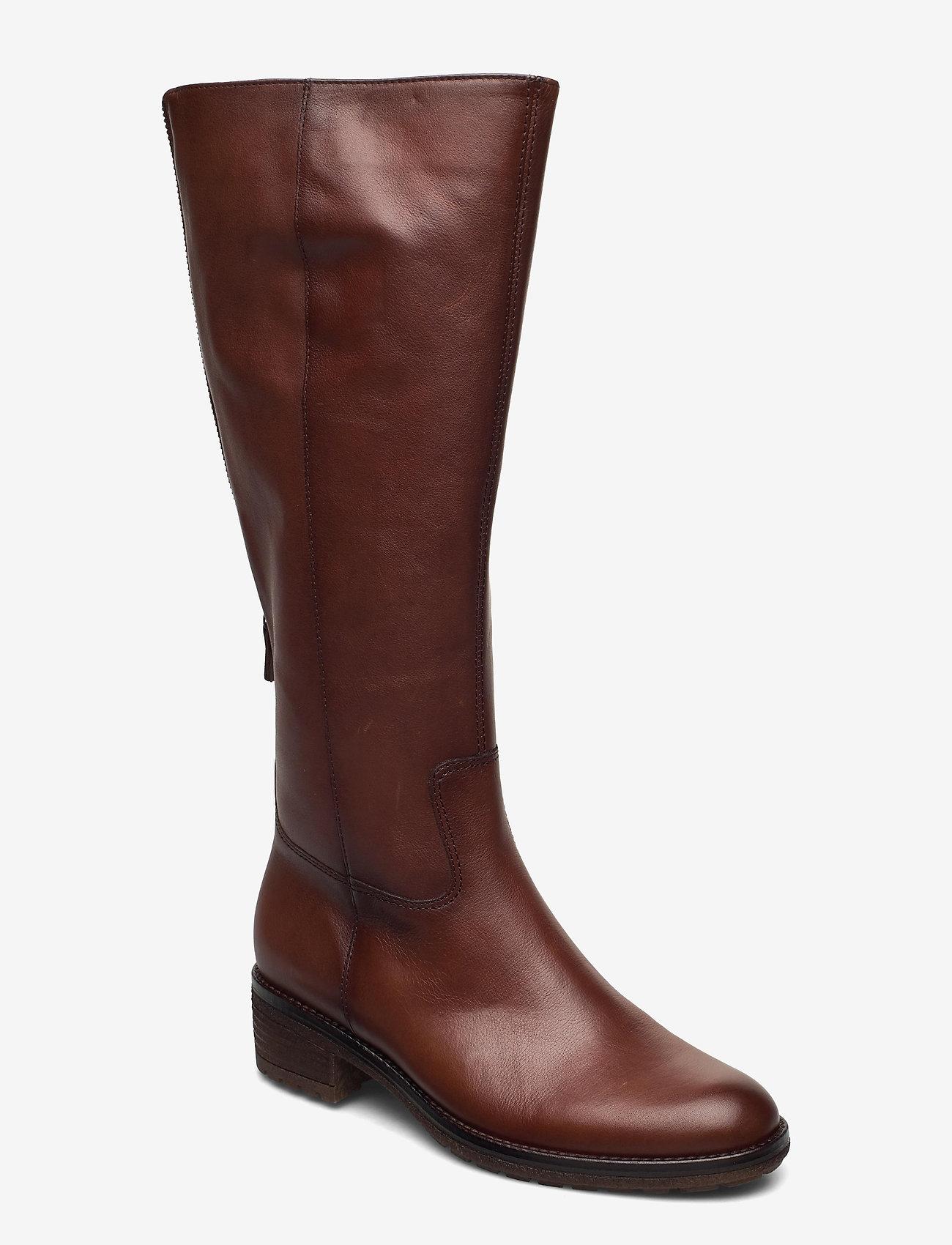 Gabor - Boot - lange laarzen - brown - 0