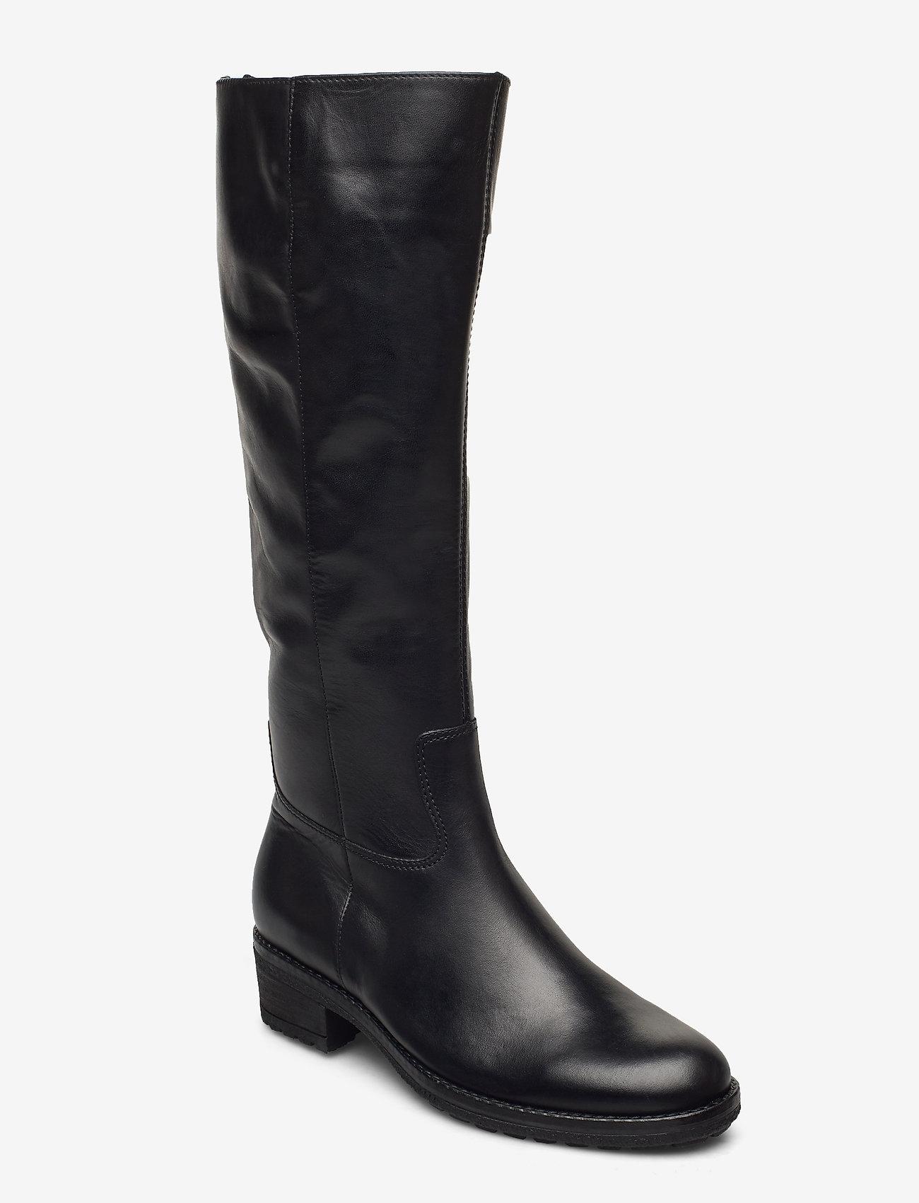 Gabor - Boot - lange laarzen - black - 0