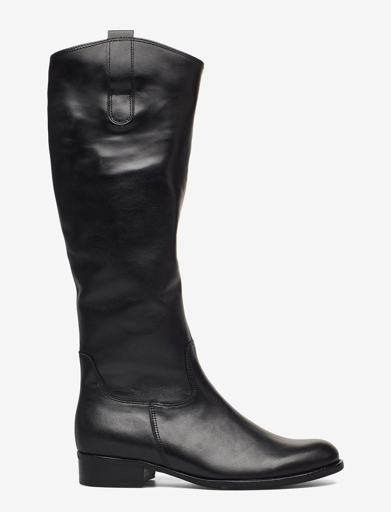 Gabor - Boot - höga stövlar - black - 1