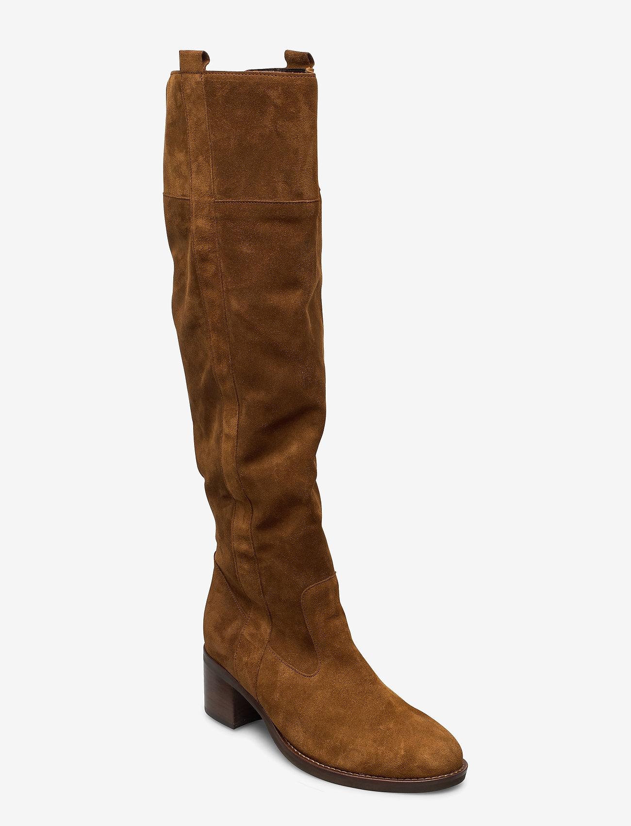Gabor - Boot - lange laarzen - beige - 0