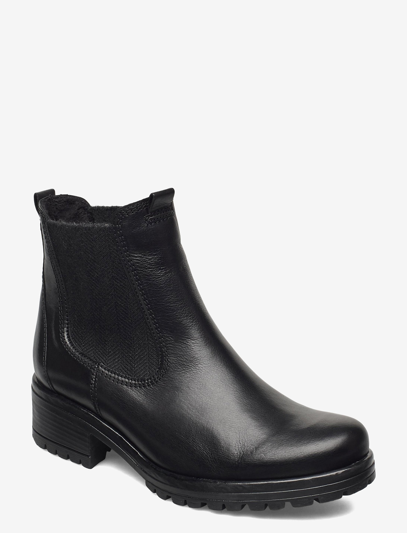 Gabor - Ankle boot - chelsea boots - black - 0