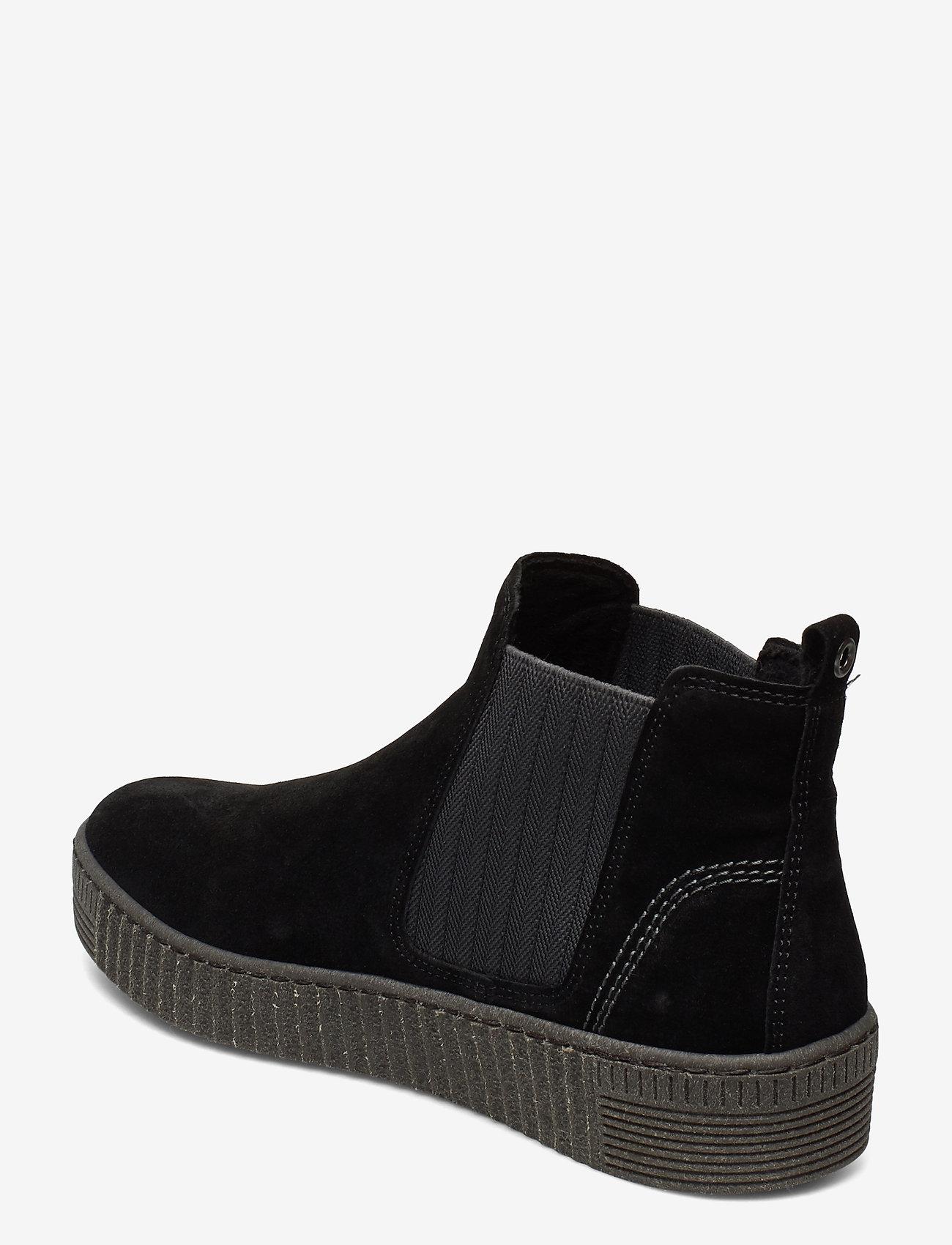 Ankle Boot (Black) (899 kr) - Gabor