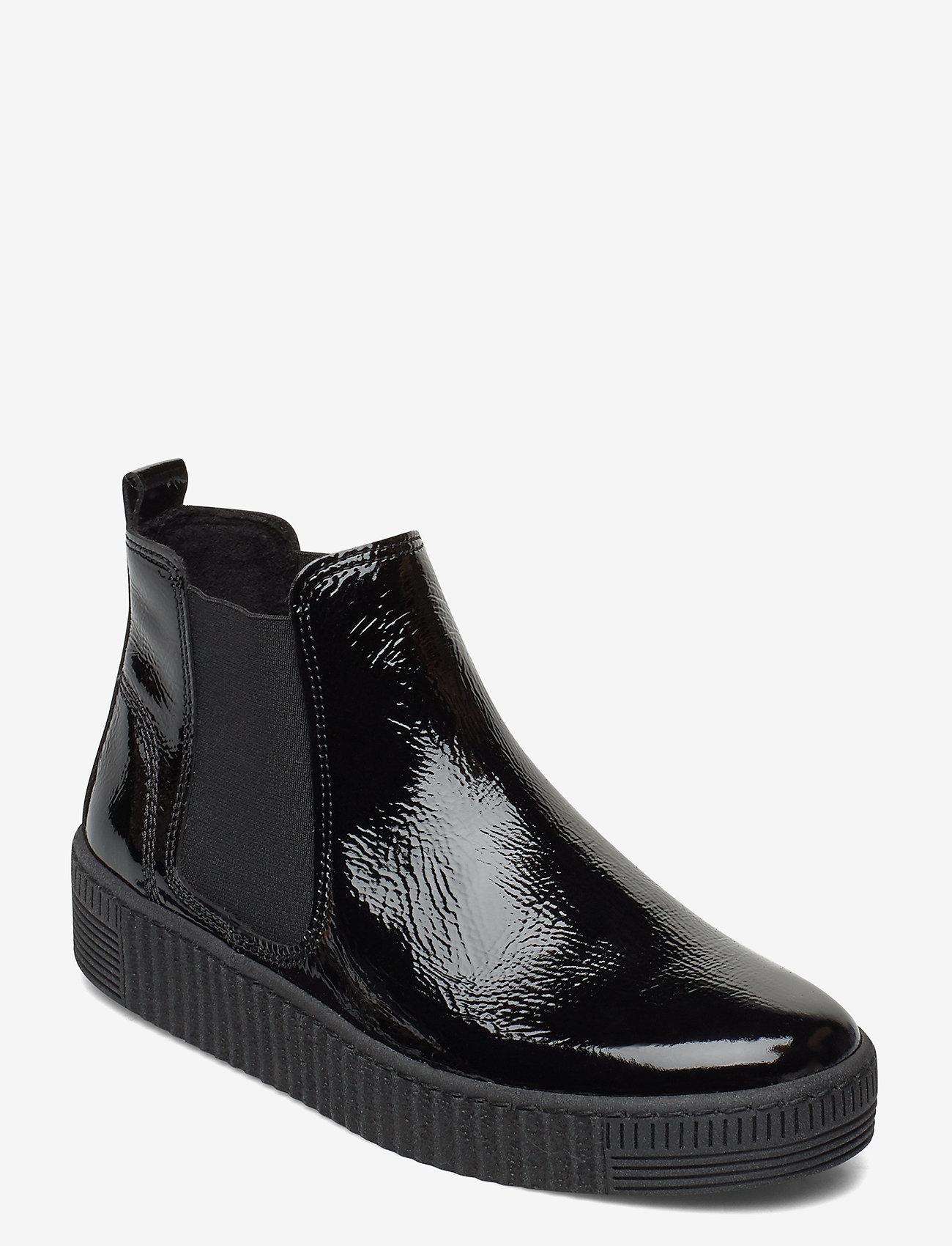 Gabor - Ankle boot - niski obcas - black - 0