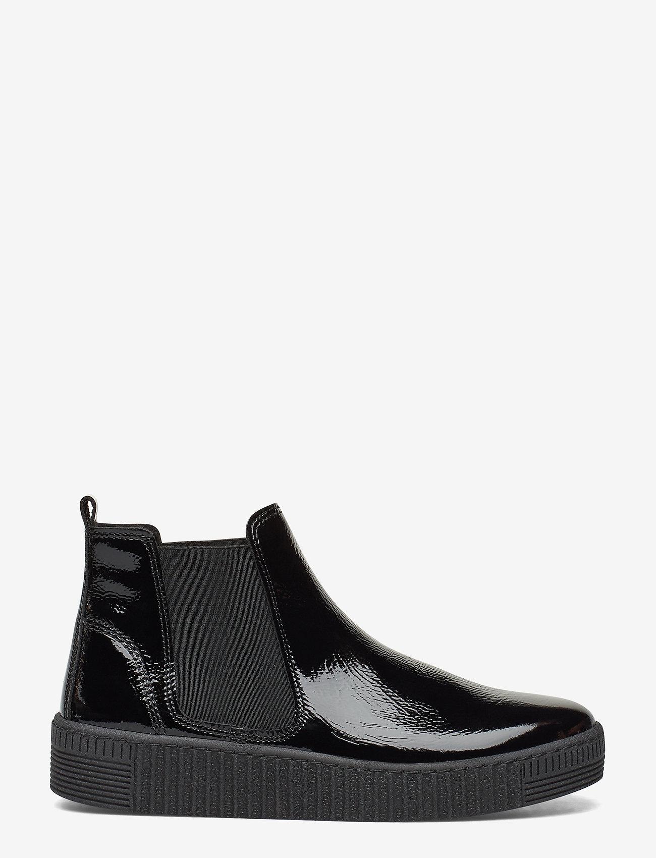 Gabor - Ankle boot - niski obcas - black - 1