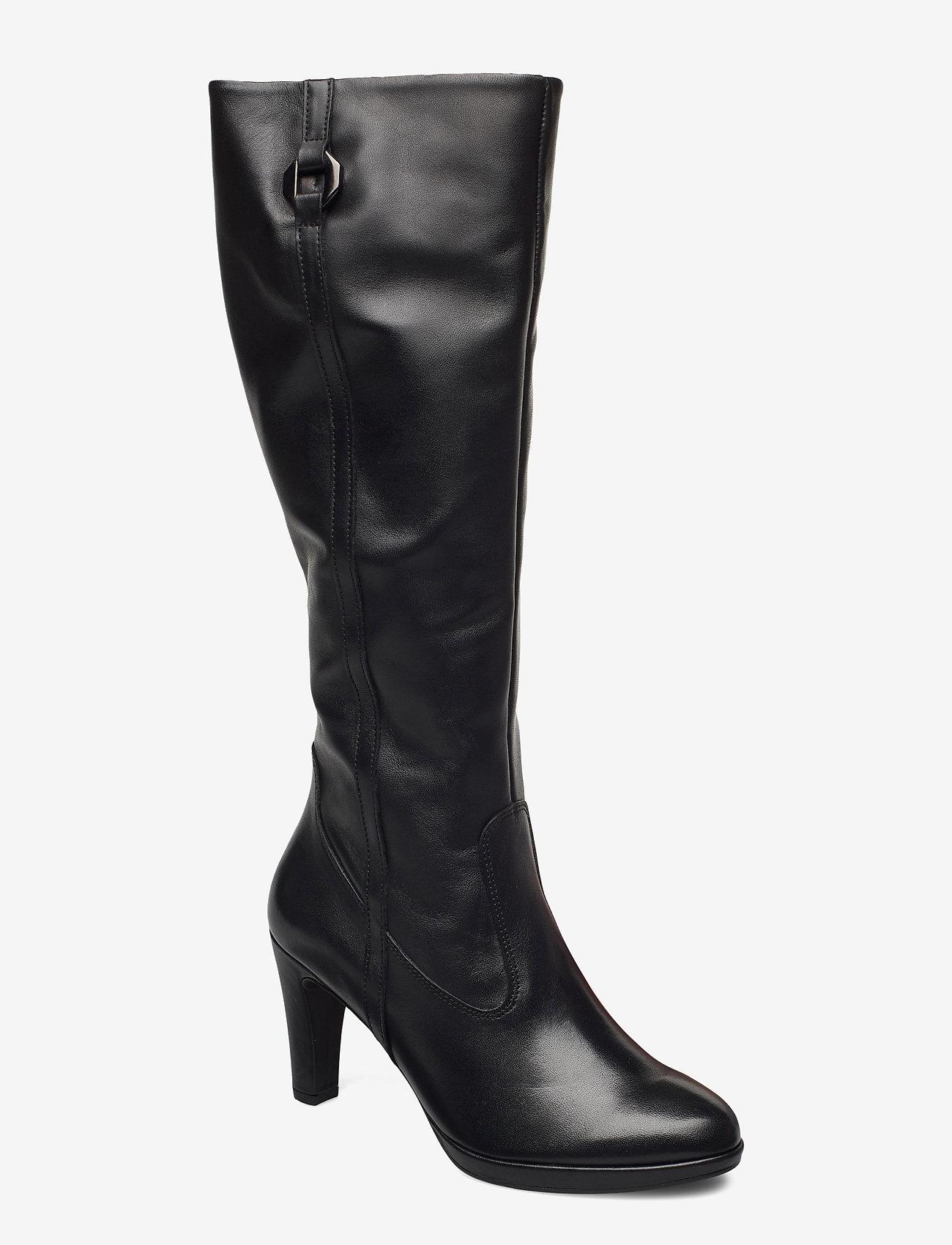 Gabor - Ankle boot - lange laarzen - black - 0
