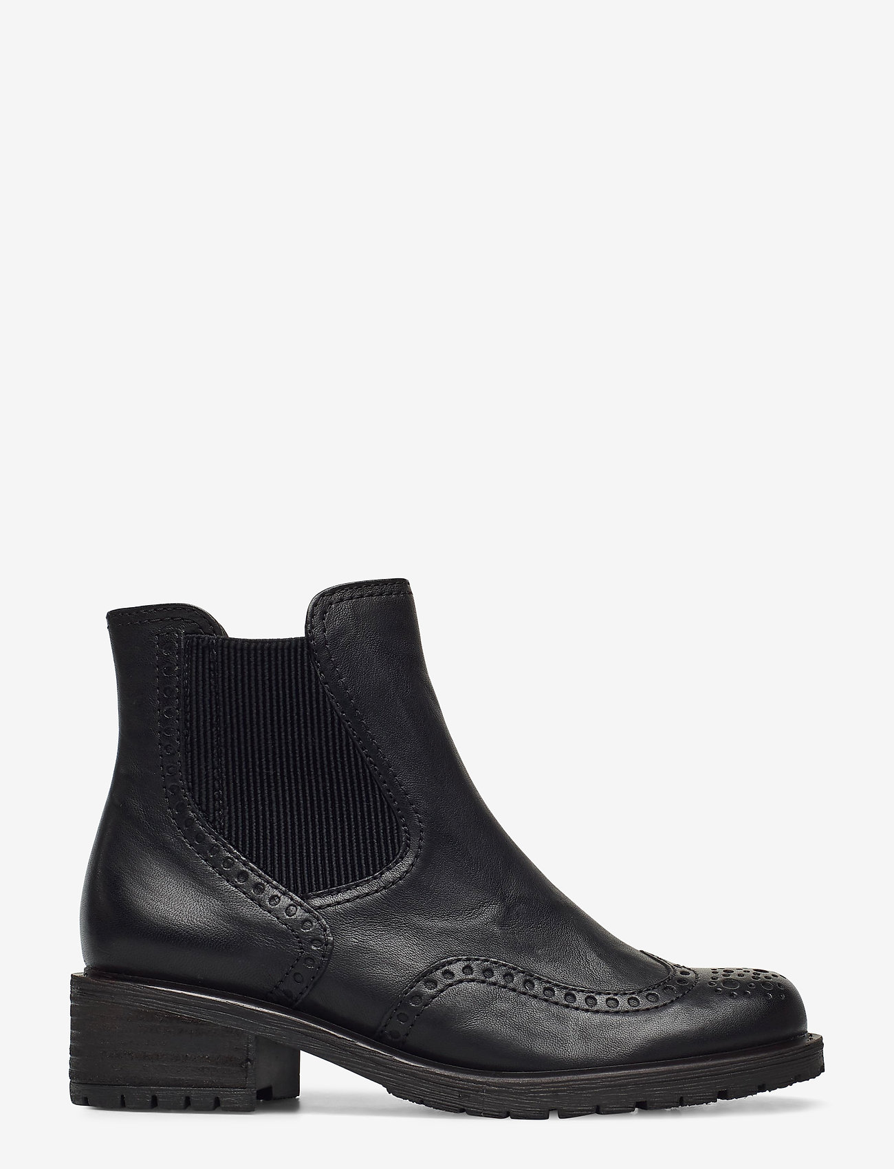 Gabor - Ankle boot - flat ankle boots - black - 1
