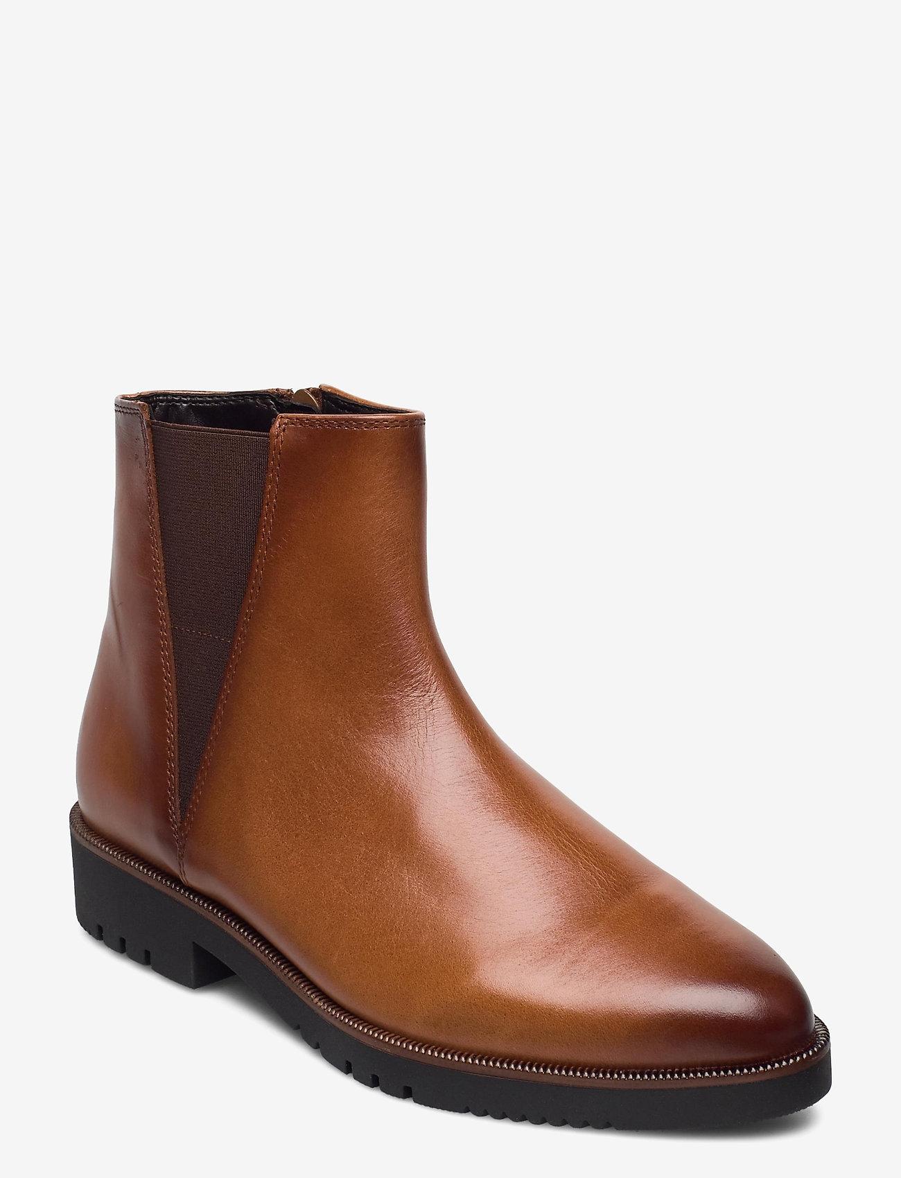 Gabor - Ankle boot - platte enkellaarsjes - brown - 0