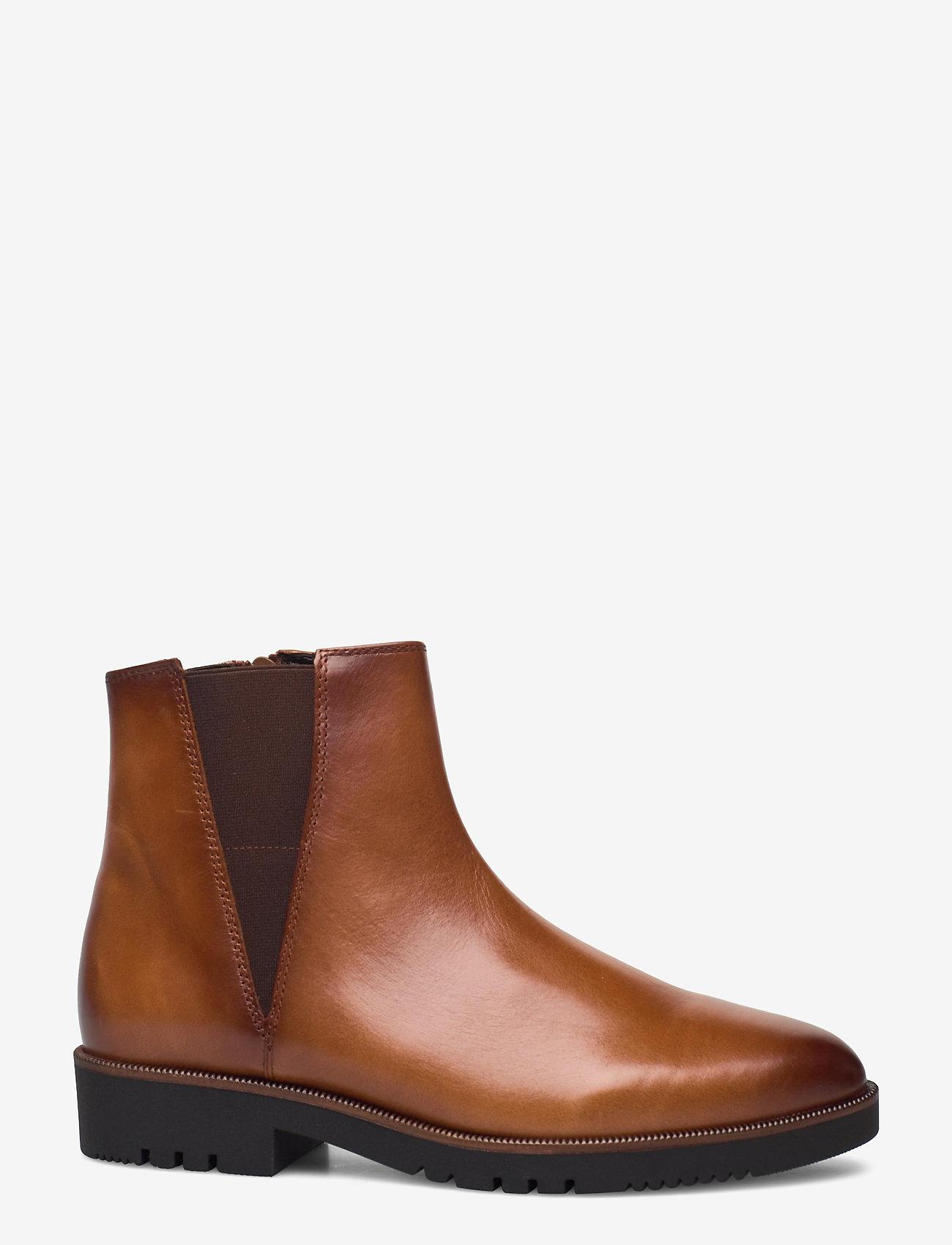 Gabor - Ankle boot - platte enkellaarsjes - brown - 1