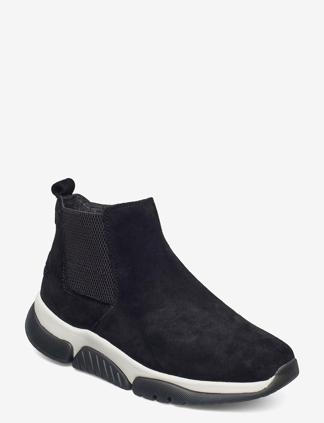 Gabor - Ankle boot - platte enkellaarsjes - black - 0
