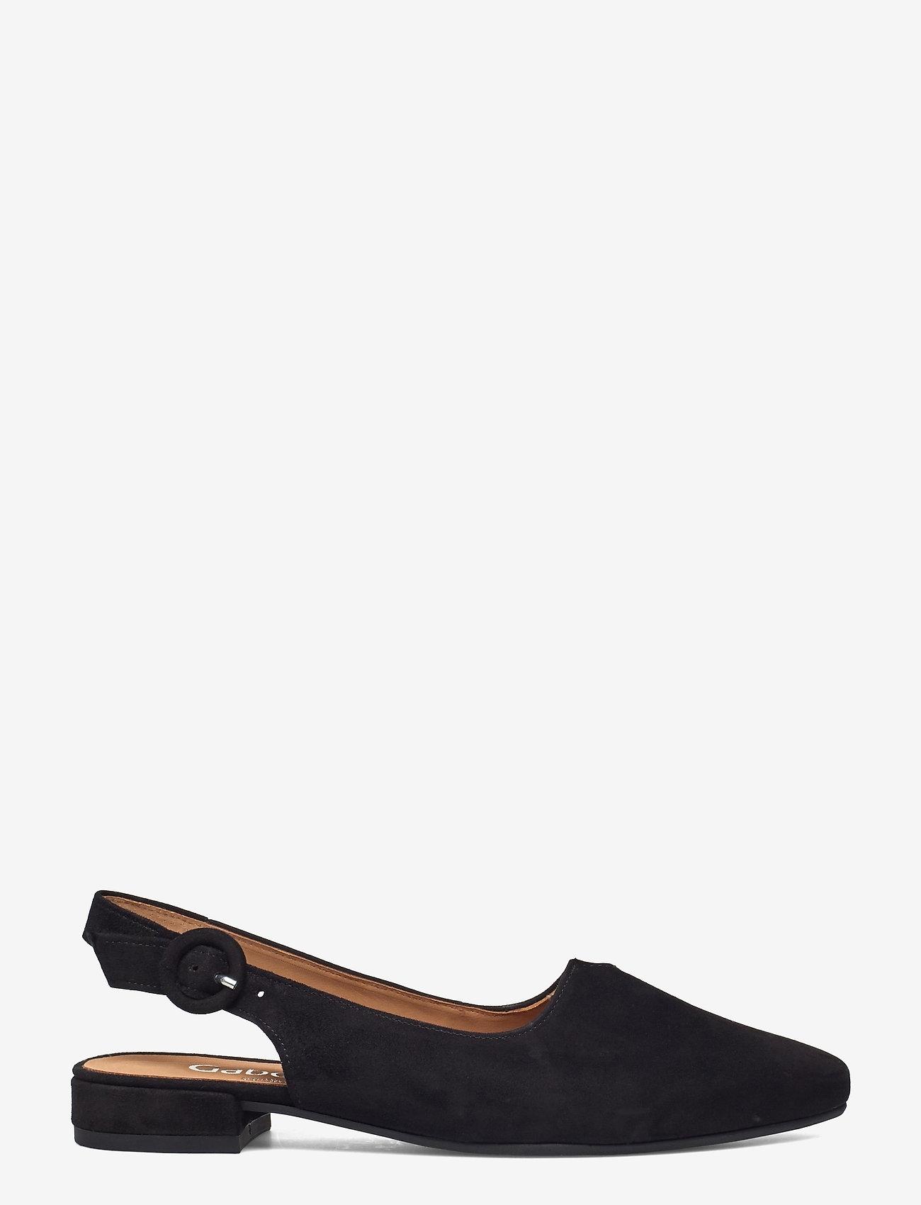 Gabor - Slings - ballerinas - black - 1