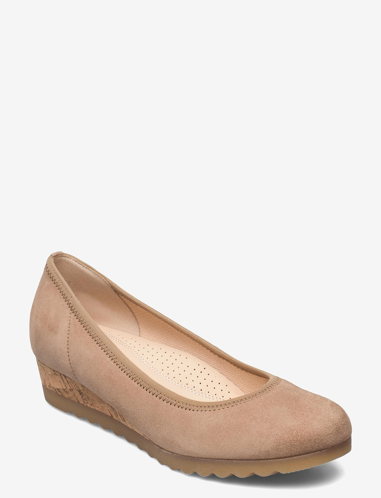 Gabor - Ballerina - ballerinas - beige - 0