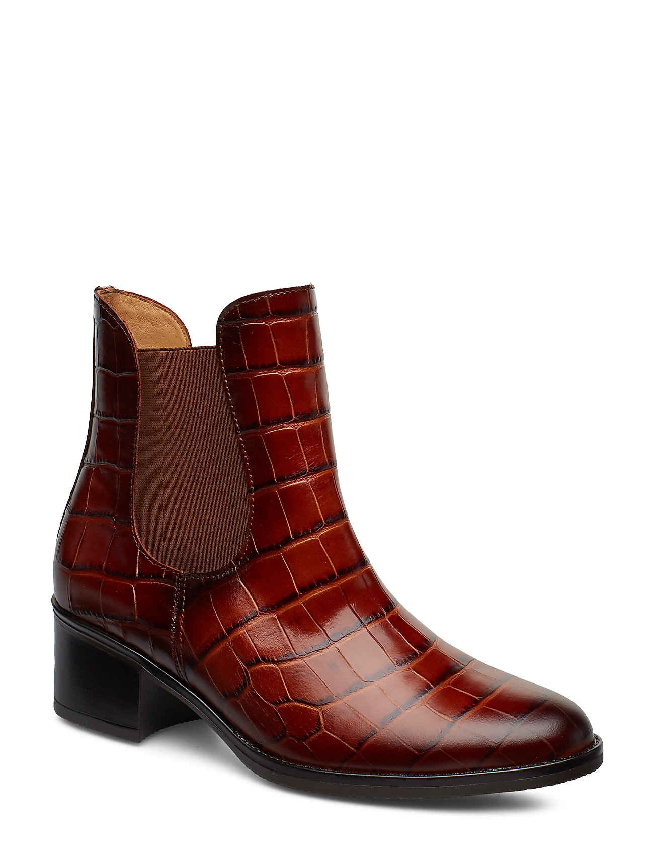 Image of Ankle Boots Shoes Boots Ankle Boots Ankle Boots With Heel Brun Gabor (3201657683)