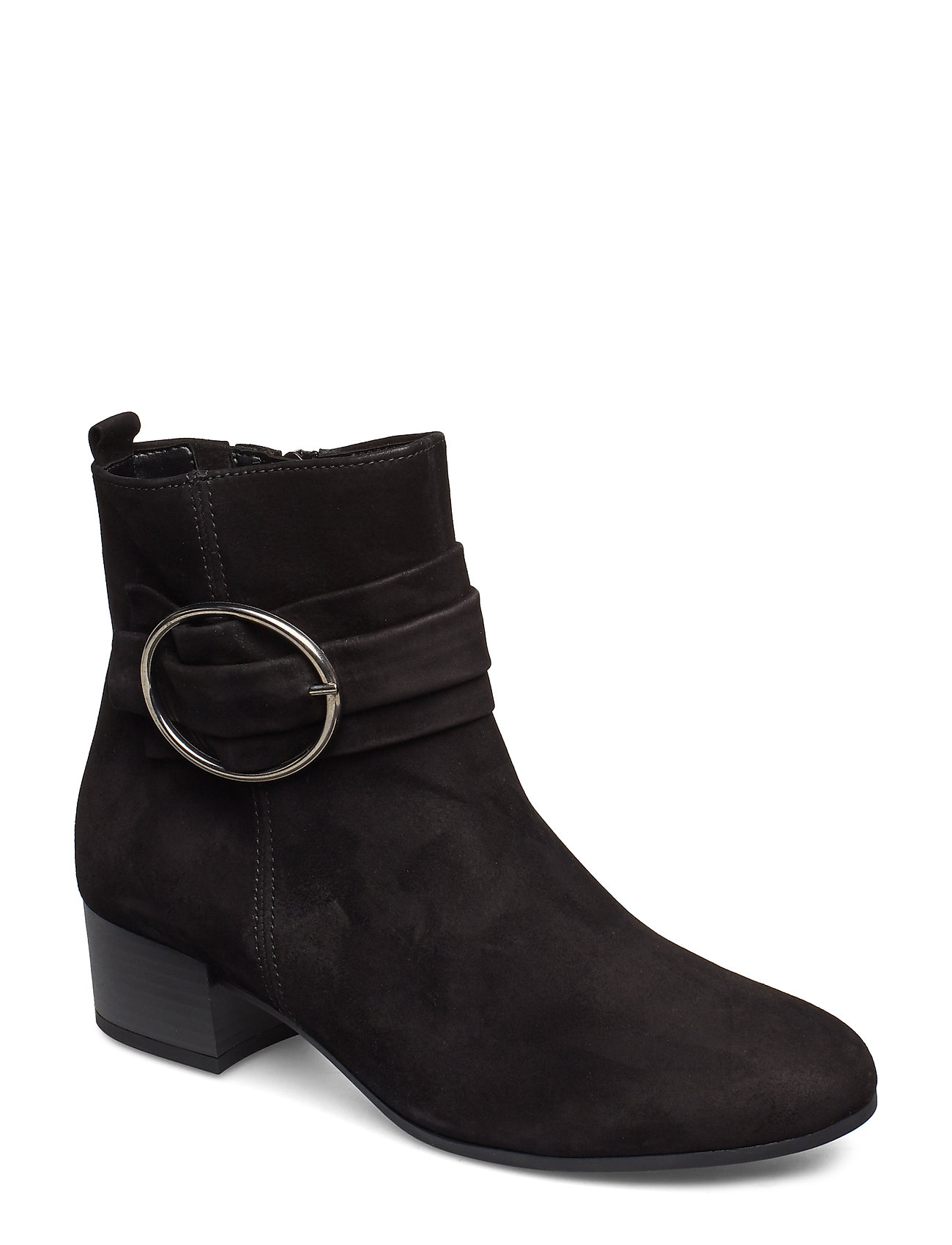 Image of Ankle Boots Shoes Boots Ankle Boots Ankle Boots With Heel Sort Gabor (3211642115)