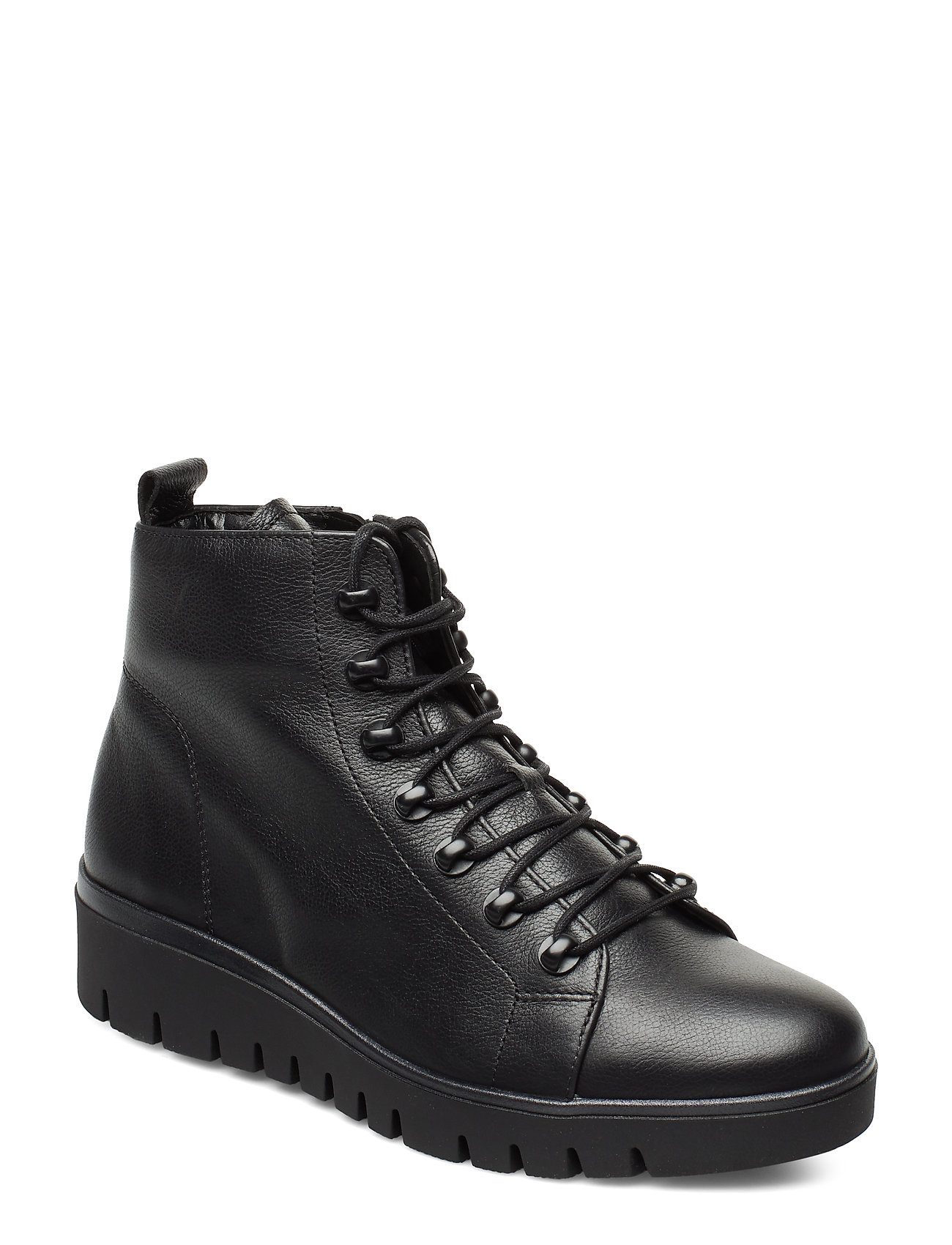 Image of Ankle Boots Shoes Boots Ankle Boots Ankle Boots Flat Heel Sort Gabor (3239059443)